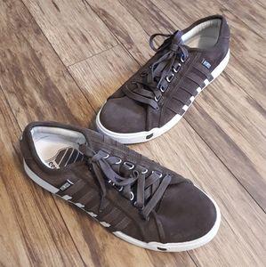 Vintage K- Swiss Varsity Shoes/Sneakers